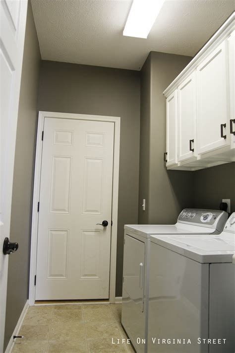 Laundry Room Paint Color Ideas  Interior Decorating
