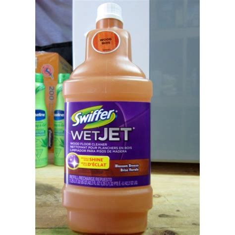 swiffer wetjet wood floor cleaner refill cleaner swiffer jet wood floor cleaner liquid