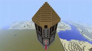 Simple Tower Minecraft Project