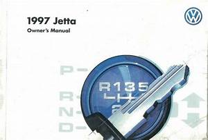 1997 Volkswagen Jetta Owners Manual User Guide Reference