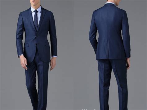 China Custom Wholesale New Design Fabric Business Suit And