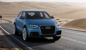 Forum Audi Q3 : audi rs q3 revealed 6speedonline porsche forum and luxury car resource ~ Gottalentnigeria.com Avis de Voitures