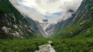 Beautiful, Nature, Norway, Natural, Landscape, Glacier
