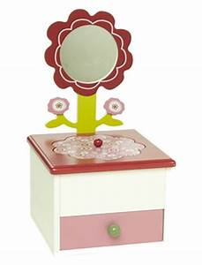 Boite à Bijoux Fille : boite a bijoux fille avec miroir floreale vertbaudet acheter ce produit au meilleur prix ~ Teatrodelosmanantiales.com Idées de Décoration