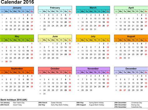 free calendar templates calendar templates 2016 free print out calendar template