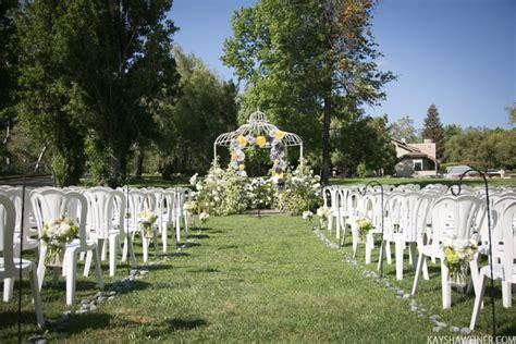 coto valley country wedding