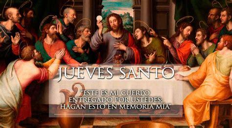 Jueves Santo En Alameda.