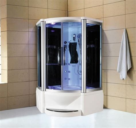 The Steam Shower Whirlpool Tub A Luxury Take On The
