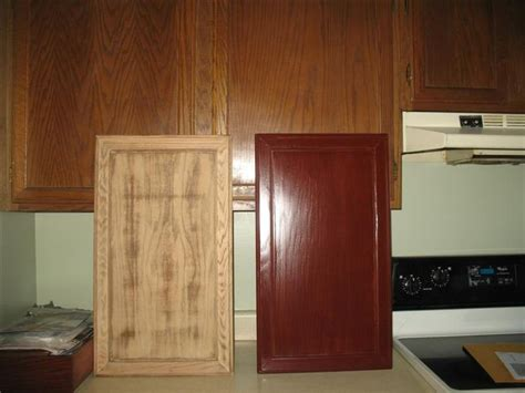 sanding kitchen cabinets before staining 25 best ideas about restaining kitchen cabinets on 7867
