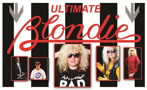 Ultimate Blondie Tribute Band For Hire