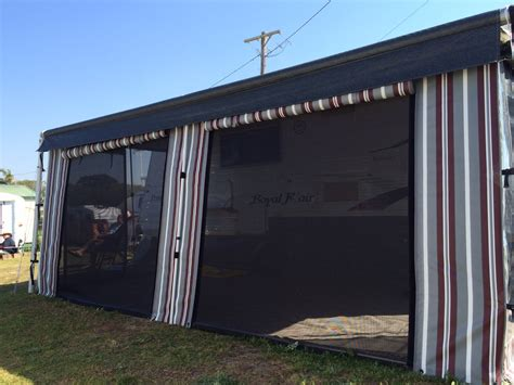 annexe walls  awnings coffs canvas