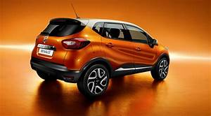 Renault Captur Officially Revealed