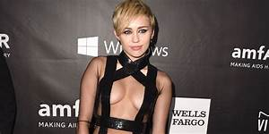 Miley Cyrus39 Risque Dress Stood Out But Her 500000