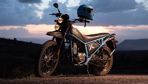 Riding The Kibo K150, A Motorcycle Built In And For Africa