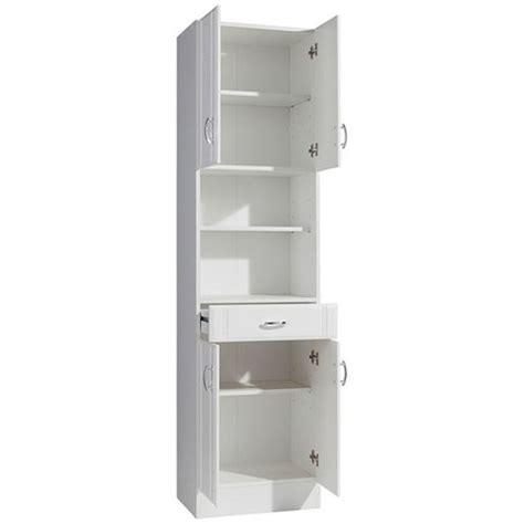 meuble colonne de salle de bain 224 poser 4 portes 1 tiroir