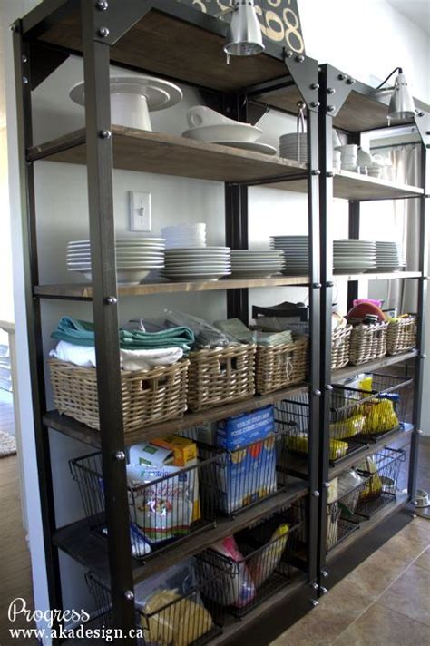 7 Ways to Create Pantry and Kitchen Storage   Hometalk