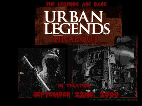 urban legends   final cut urban legend wallpaper  fanpop