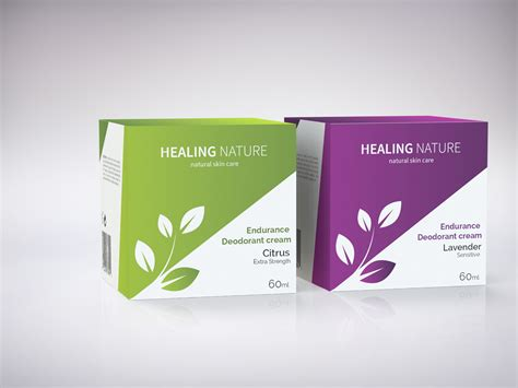 Elegant, Serious, It Company Packaging Design for Healing ...