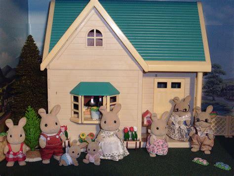 sylvanian families cottage cottage sylvanian families