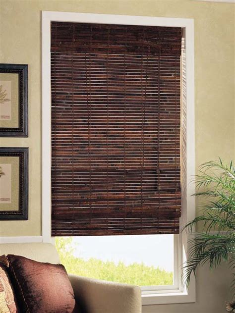 Bamboo Roman Shades 2017  Grasscloth Wallpaper
