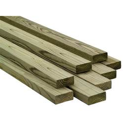 shop top choice pressure treated dimensional lumber at