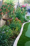 150 best images about Sidewalk Garden Ideas on Pinterest sidewalk garden