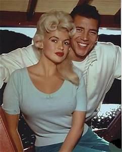 jayne mansfield & mickey Hargitay-I love the actress ...