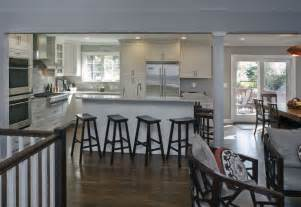 split level kitchen ideas a raised ranch opened up white kitchens ranch kitchen best kitchen designs and
