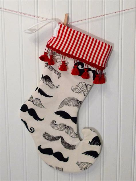 cute  creative christmas stocking designs