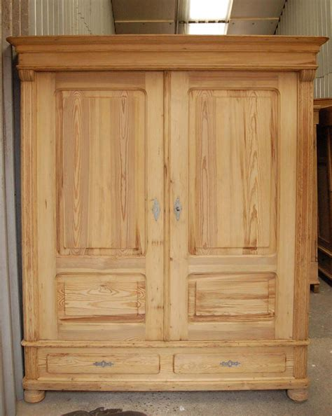 Wood Wardrobes For Sale by I Some Large Vintage Wardrobes For Sale Antique