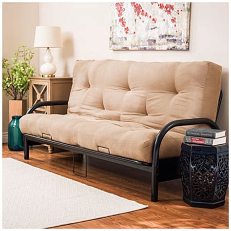 big lots sofa bed black futon frame with camel futon mattress set big lots