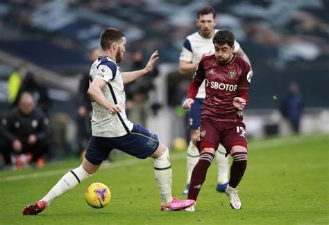 Late red card for Doherty as Kane and Son combine again in ...