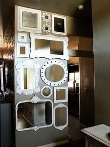 Spiegel An Der Wand Befestigen : spiegelwand in der wohnung 42 coole ideen ~ Markanthonyermac.com Haus und Dekorationen
