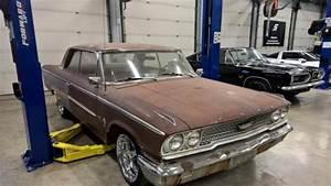 1963 Ford Galaxie 500  Original 390 Engine Car With 4