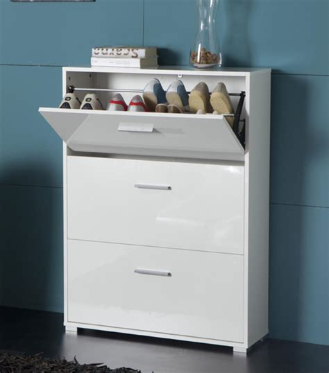 cuisine ikea conception meuble a chaussure cosmo blanc brillant