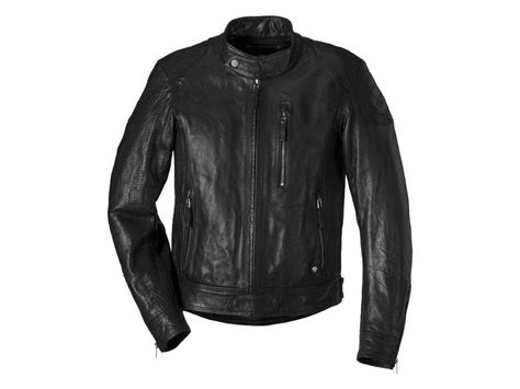 Bmw Leather Motorcycle Jacket Men (black)