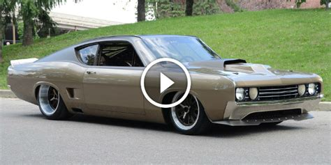 Vin Diesel Fast And Furious Car by 1969 Ford Torino Gpt Special Driven By Vin Diesel In