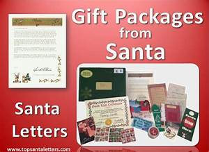 letter from santa a letter and letters on pinterest With santa letter packages