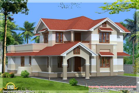 3 Beautiful Kerala Home Elevations  Kerala Home Design
