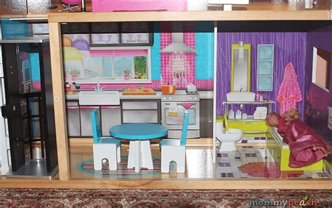Ykaie's Doll House (ELC Lights and Sounds Glamour Mansion