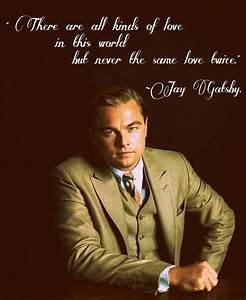 30 Famous The G... Jay Gatsby Charming Quotes
