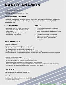 Example Best Resume Format 2017
