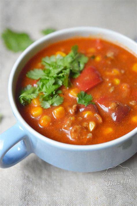 Zupa meksykańska - jak zrobić? Zobacz przepis na ...