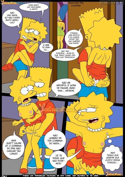 marge bart hentai sexe archive