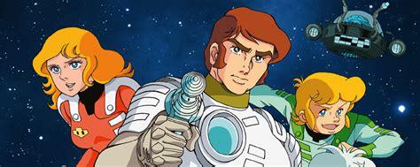 captain future anime kultklassiker erscheint erstmals