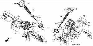 Carburetor For 1989 Honda Xl600 Xl600  Transalp