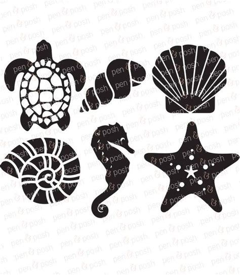 All contents are released under creative commons cc0. Sea SVG Sea Shells SVG Beach SVG Summer Sea Life Shell