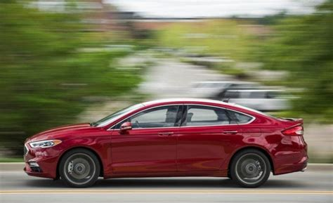Fusion Sport Performance by 2017 Ford Fusion Sport Price Specs Performance Engine