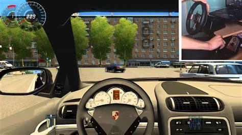 city car driving porsche cayenne turbo   youtube