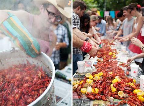 Crawfish Boil Parties